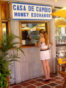 Cartagena currency exchange